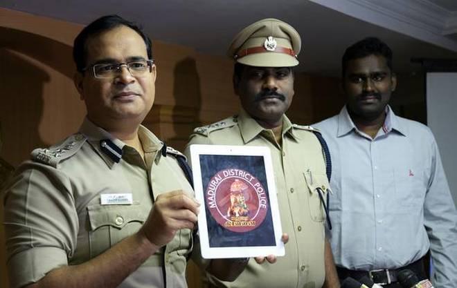 Madurai District Police